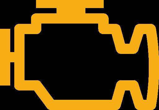 Check Engine Symbol