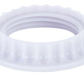 Lamp Shade Ring (White)