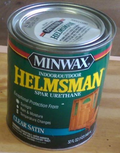 Minwax Helmsman Spar Urethane Satin