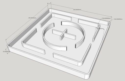 Hex Bug Track Design V2