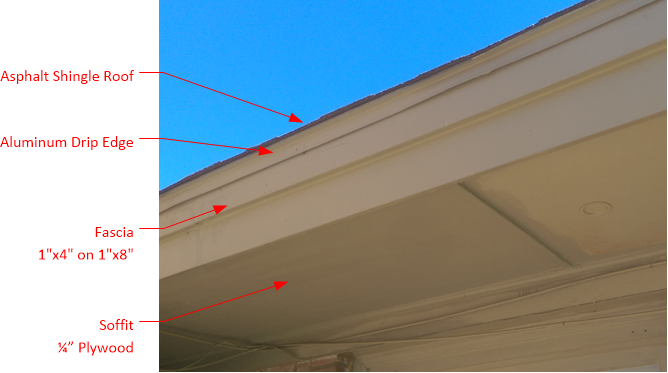 Soffit and Fascia Annotated