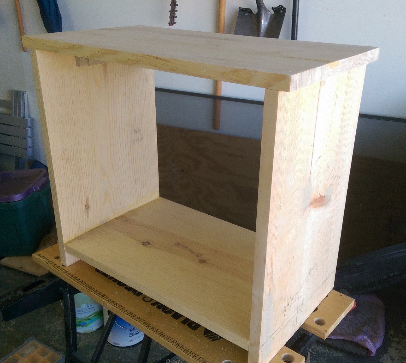 Toddler Bed Night Stand Design And Construction