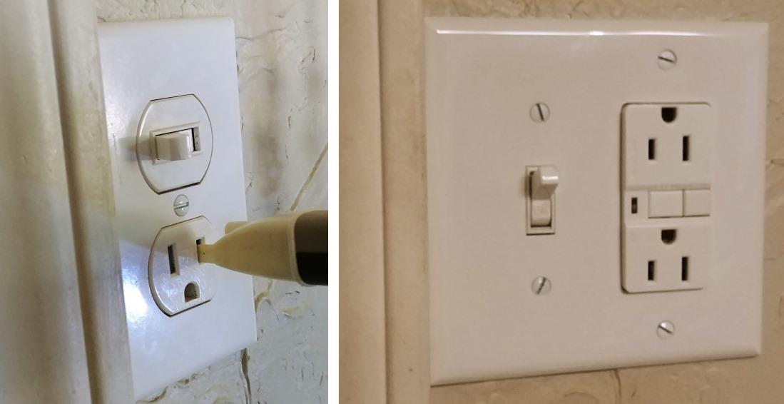 Convert 1 Gang To 2 Electrical Box Homediygeek